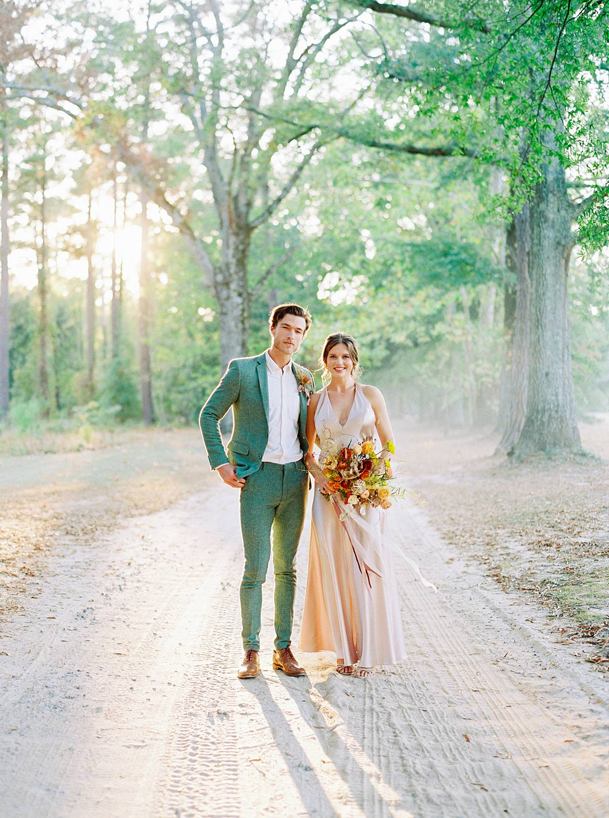 1909 charleston wavering place elopement wedding fall film southern styled 00252_web