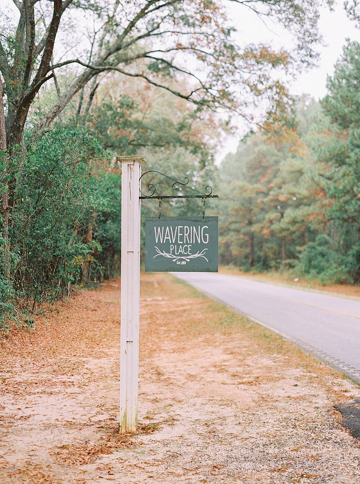 1909 charleston wavering place elopement wedding fall film southern styled 00030_web