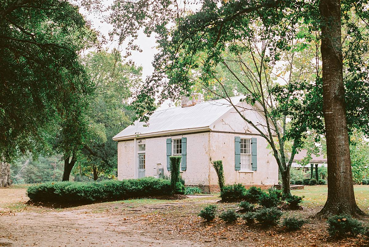 1909 charleston wavering place elopement wedding fall film southern styled 00034_web