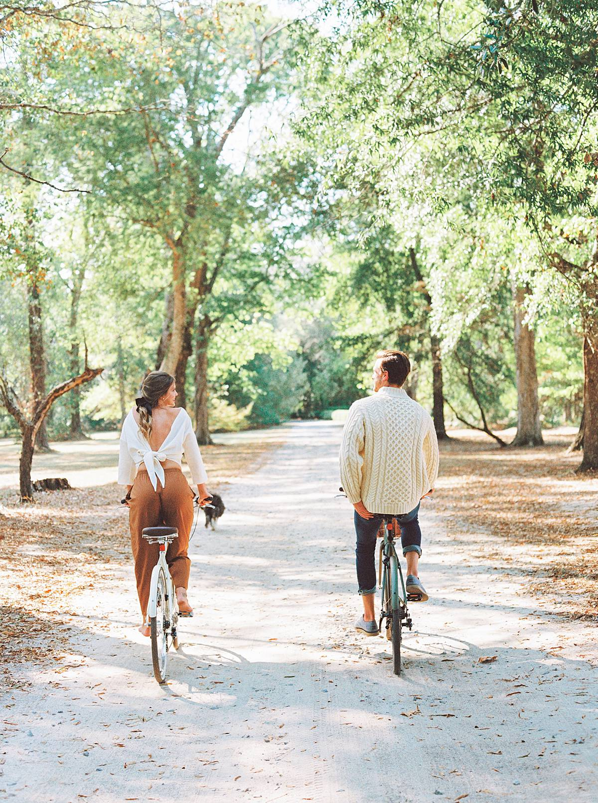 1909 charleston wavering place elopement wedding fall film southern styled 00077_web