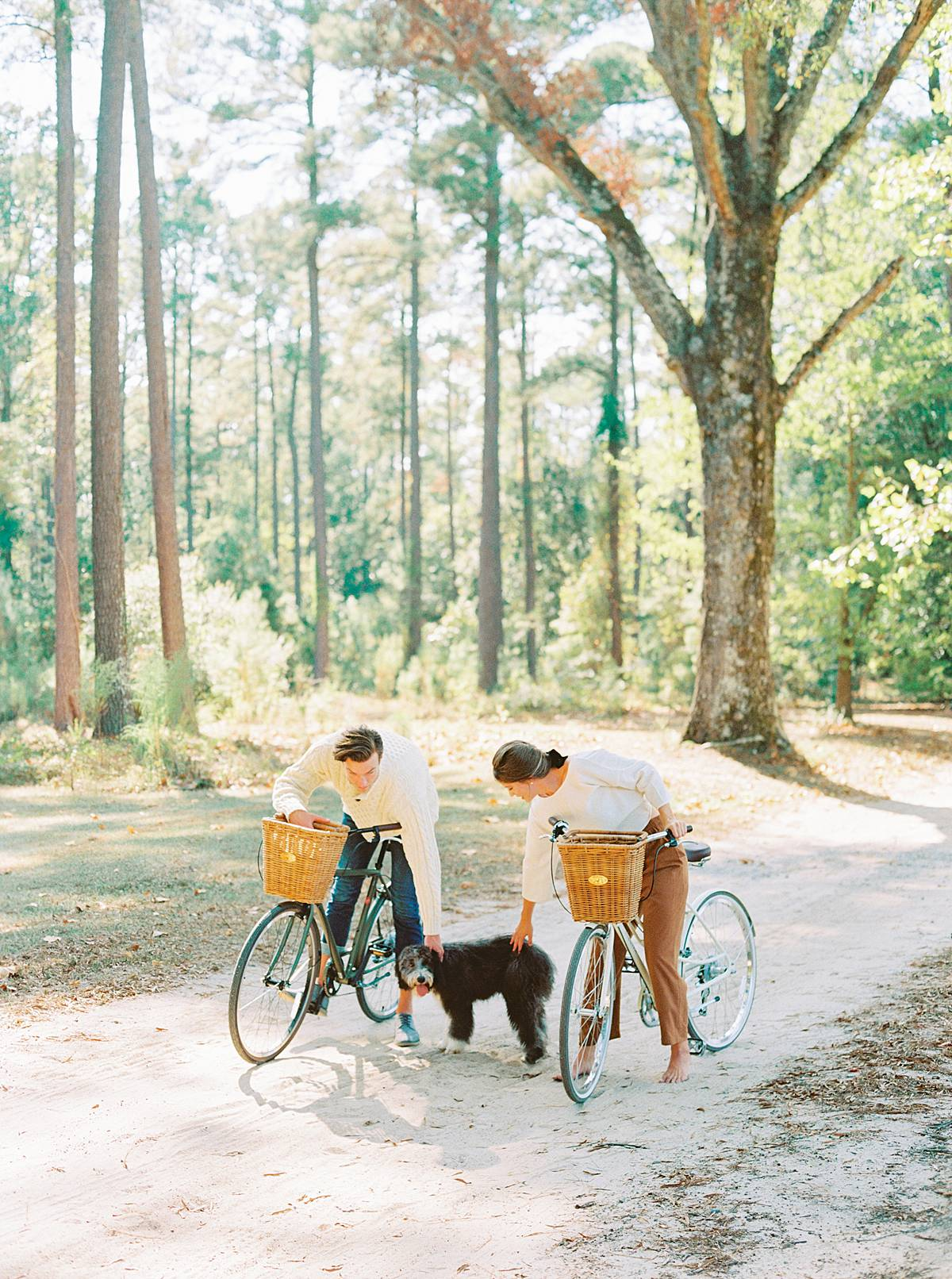 1909 charleston wavering place elopement wedding fall film southern styled 00080_web