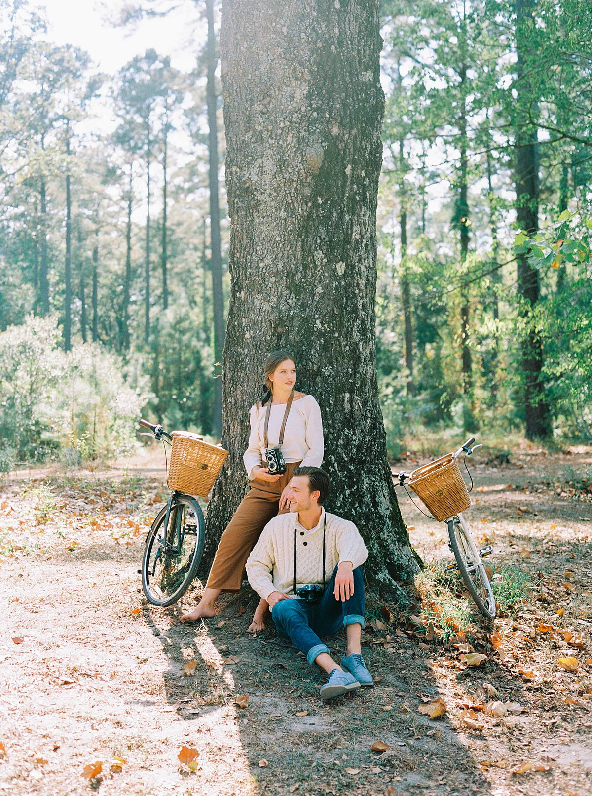 1909 charleston wavering place elopement wedding fall film southern styled 00097_web