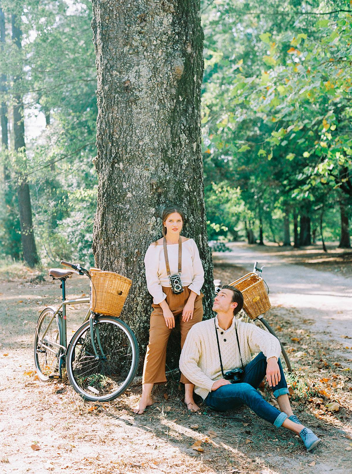 1909 charleston wavering place elopement wedding fall film southern styled 00098_web