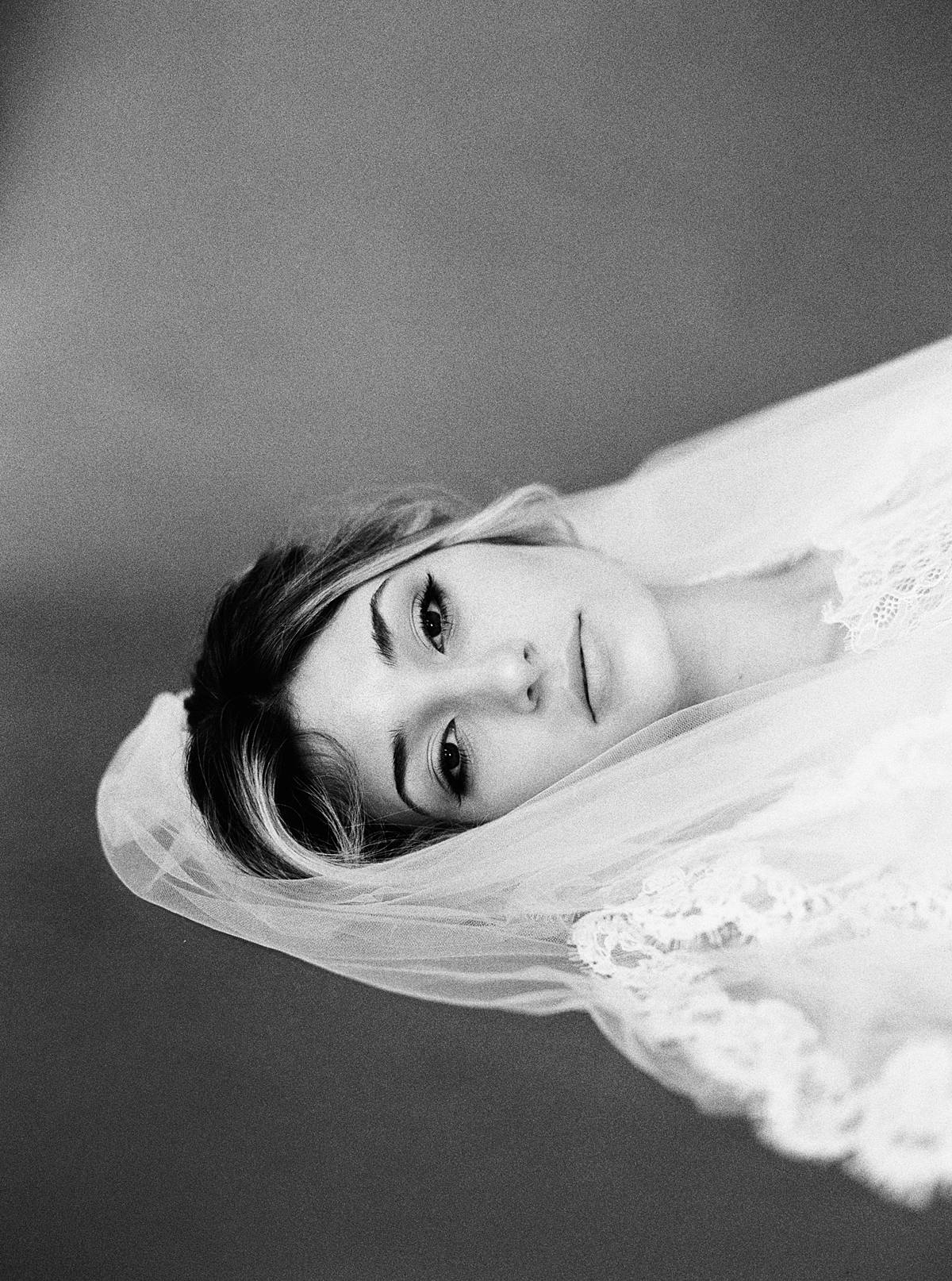 1906 white room charleston wedding bridal studio portraits film 00032