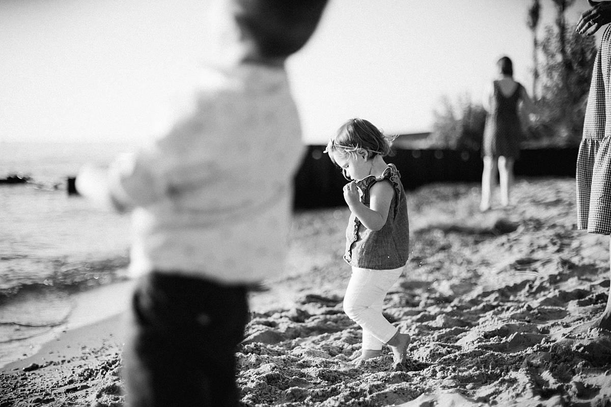 point betsie family black and white candid photographer northern michigan portraits