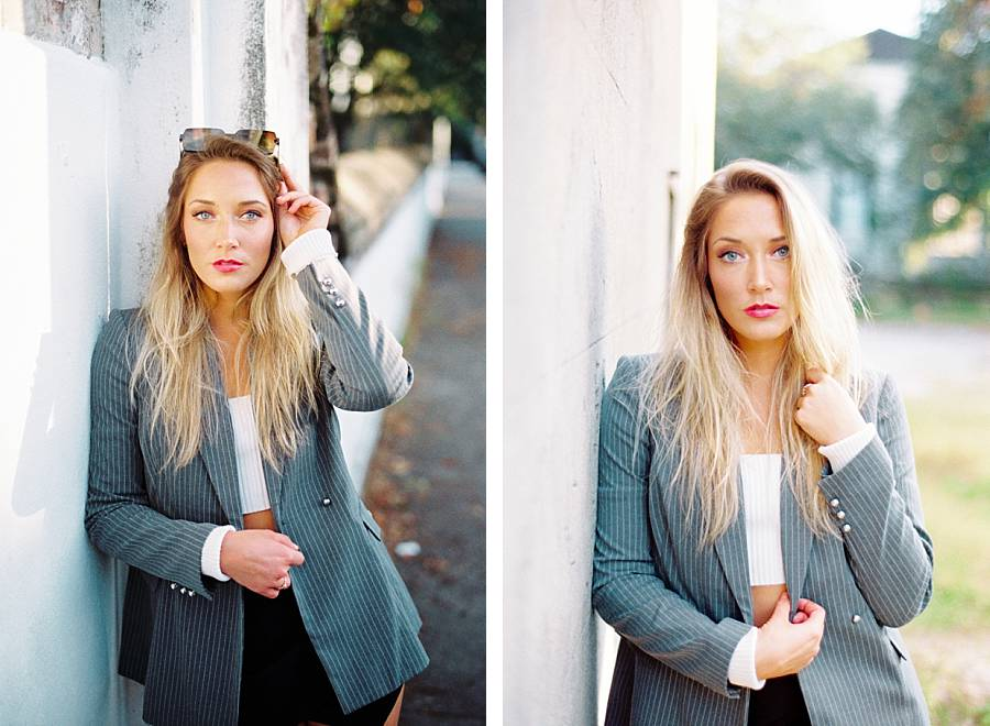 brian d smith photography compares the best 50mm lenses photographing 35mm film portraiture
