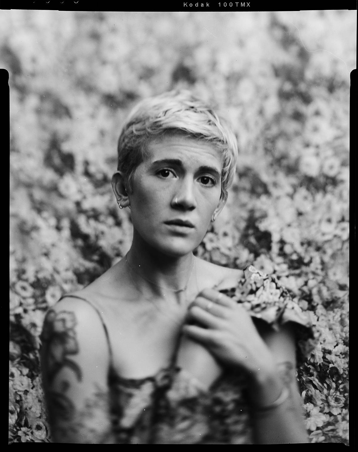 4x5 large format film portrait by brian d smith photography on kodak t-max 100 film and intrepid 4x5 mkiii camera