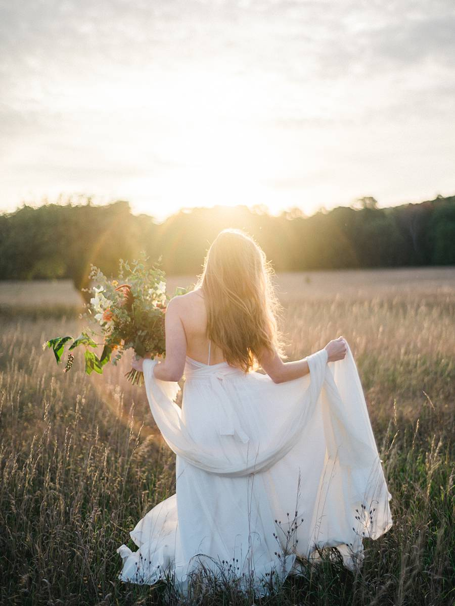 fall-michigan-ring-sun-flare-florals-sony-a7iii-model-bridal-styled